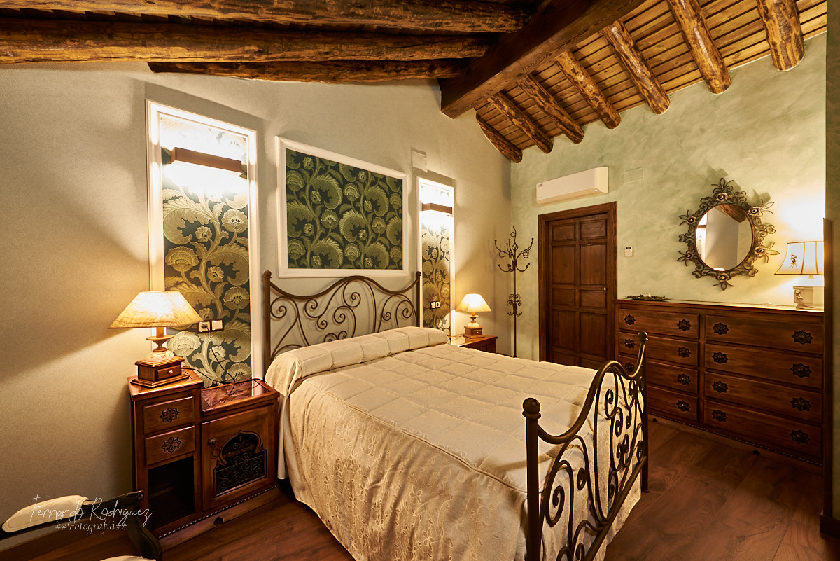 Habitación Guiomar, Casa rural El Baluarte